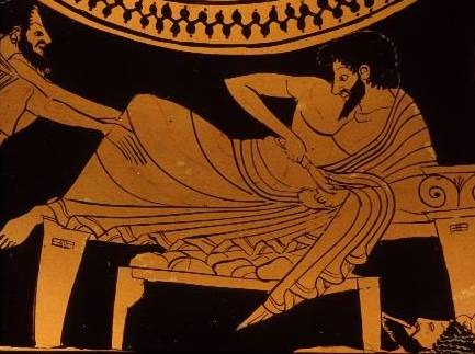 the character of achilles in the iliad by homer It is the design of homer that achilleus be immortalized in forever in the iliad   my approach to the character development of achilles is principally through a.